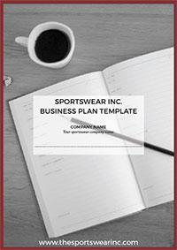 Sportswear Inc. Business Template
