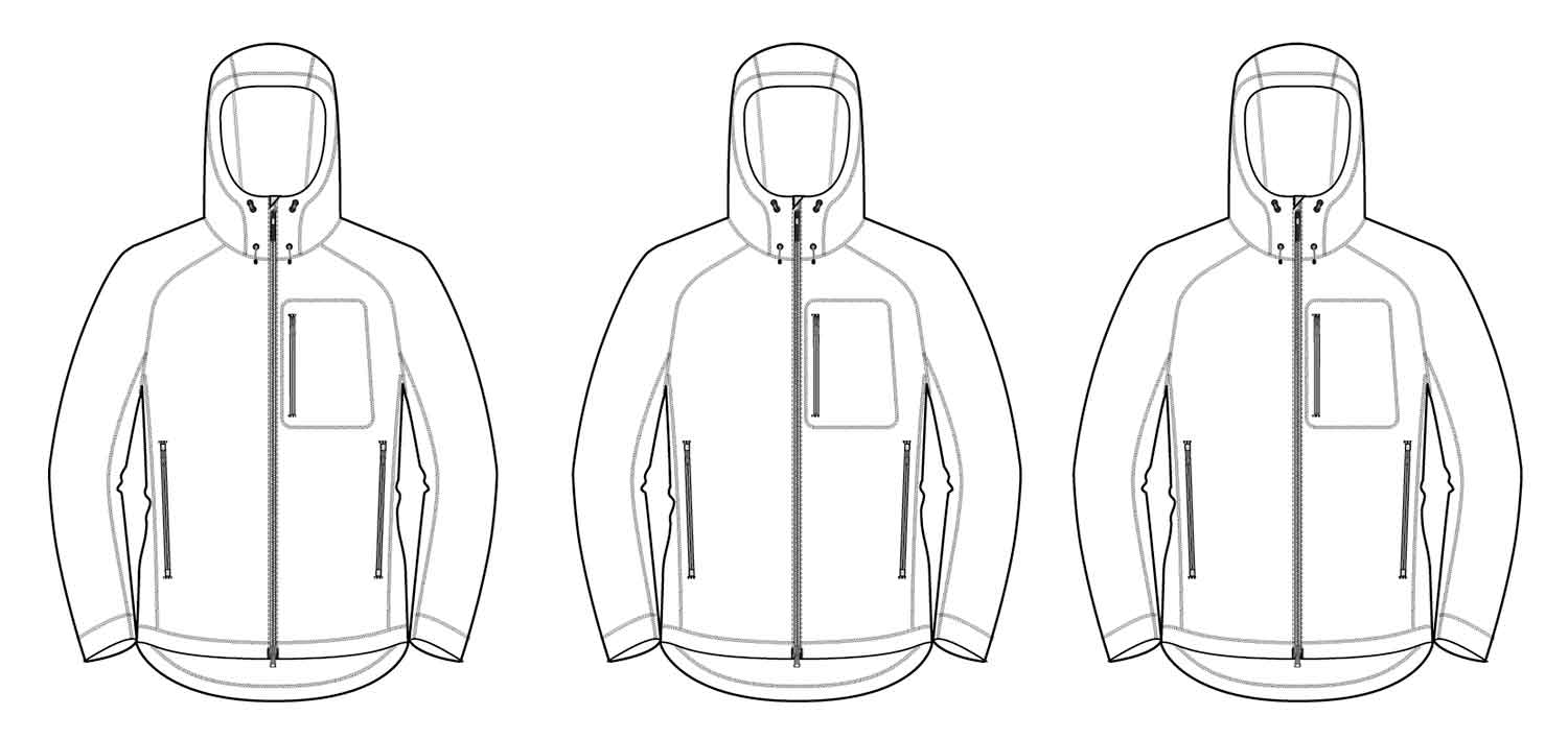 Men's Hoodie Tech Pack