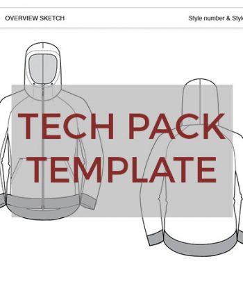 Women's Hoodie Tech Pack