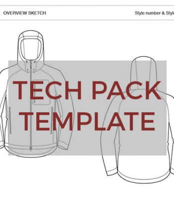 Tech Packs Archives Apparel Entrepreneurship - Tech pack template