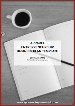 Apparel Entrepreneurship Business Plan Template