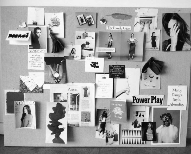 Sportswear Inc. Mood Board