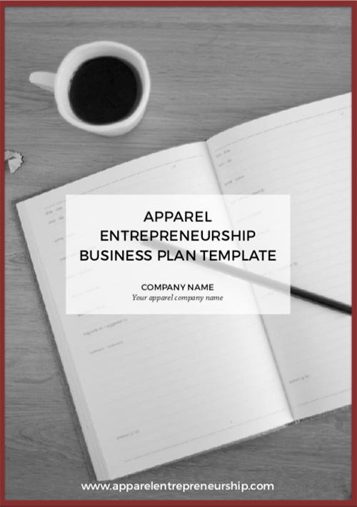 Apparel Entrepreneurship Business Plan