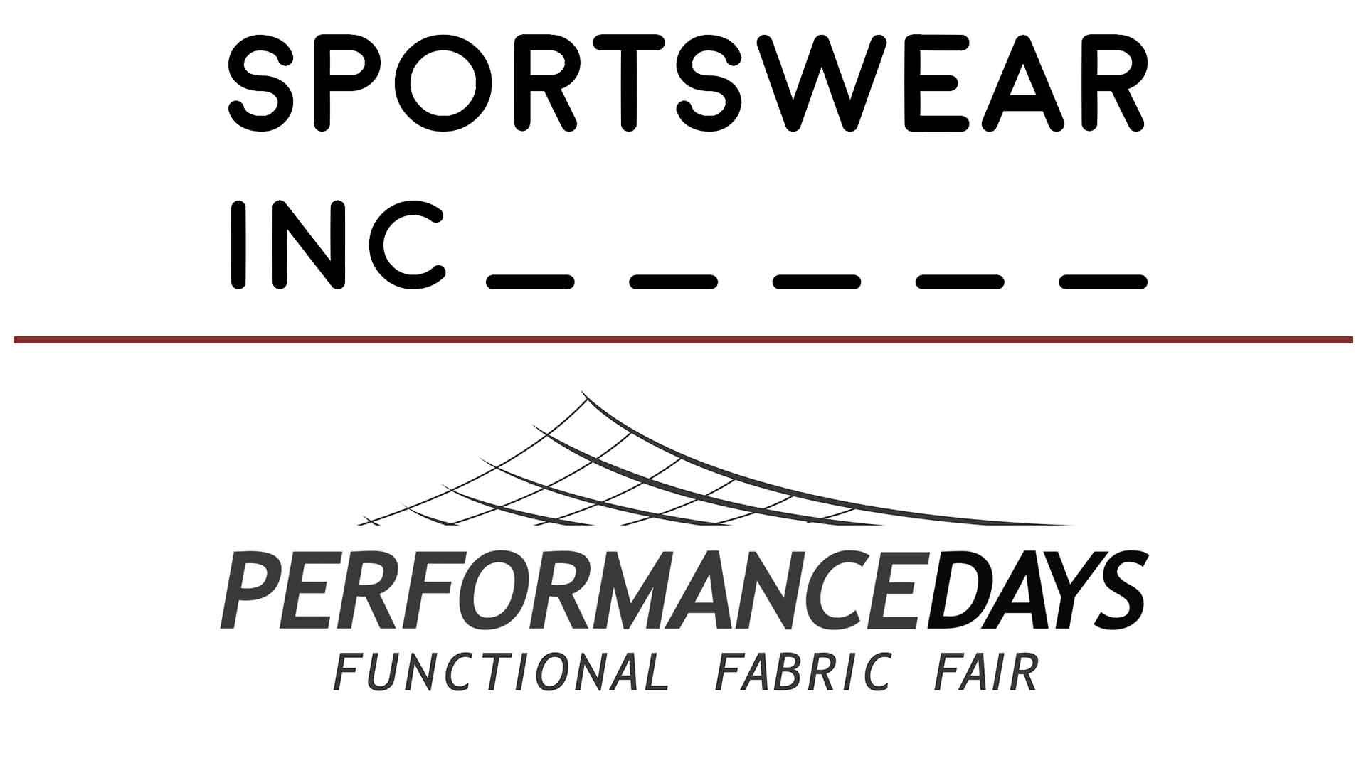 Sportswear Inc. Performance Days