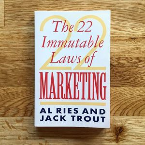Sportswear Inc. 22 Immutable Laws Of Marketing