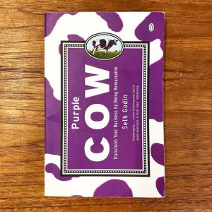 Sportswear Inc. Purple Cow