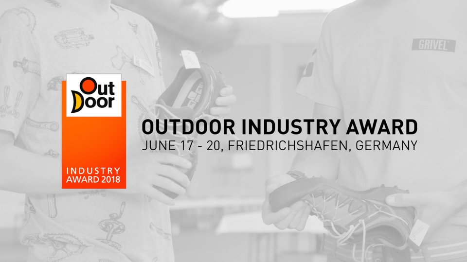 Apparel Entrepreneurship OutDoor Industry Award