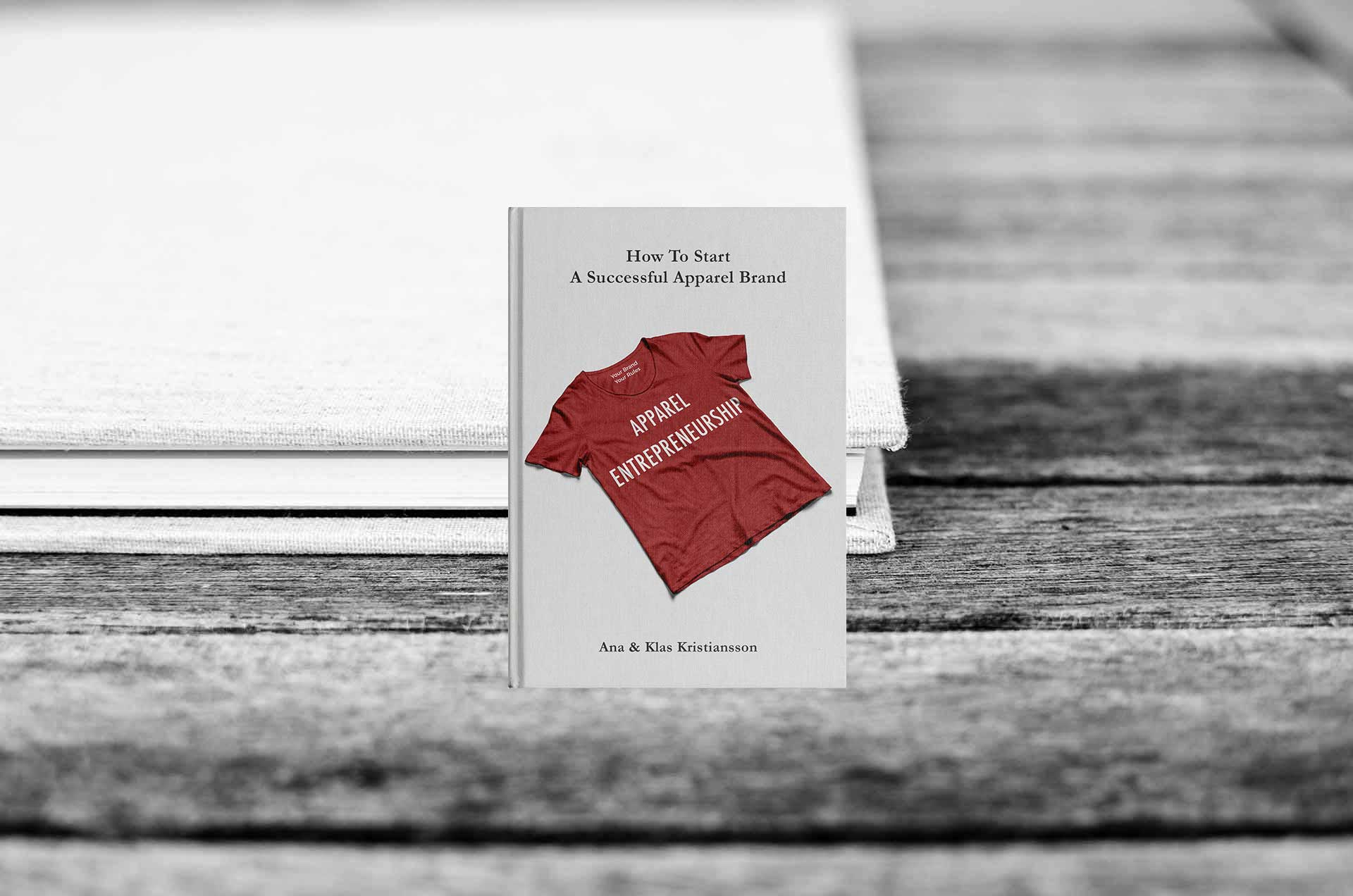 Apparel Entrepreneurship Book