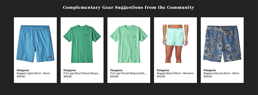 Webshop Recommended Products