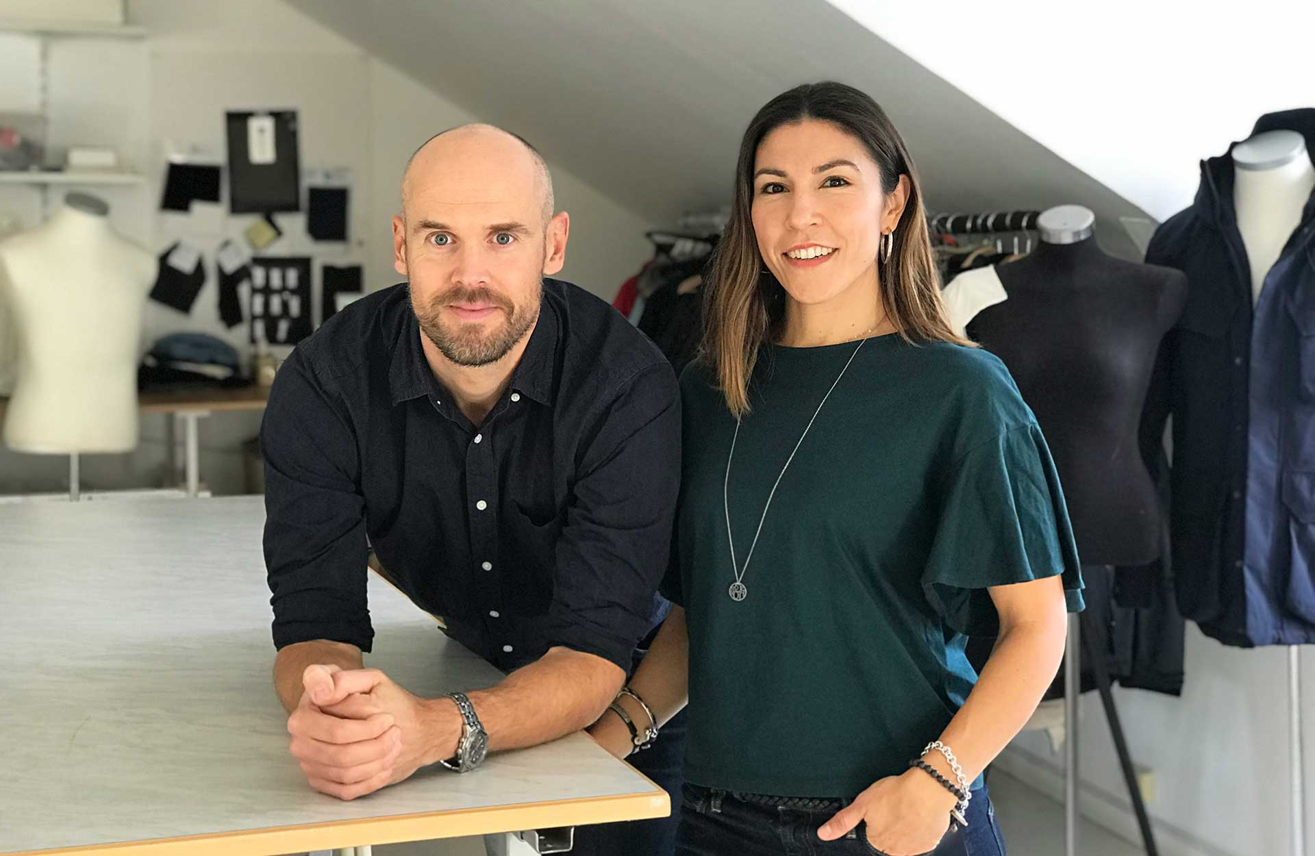 Apparel Entrepreneurship Founders