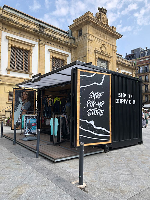Clothing Pop-Up Store