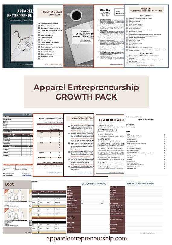 Apparel Growth Pack