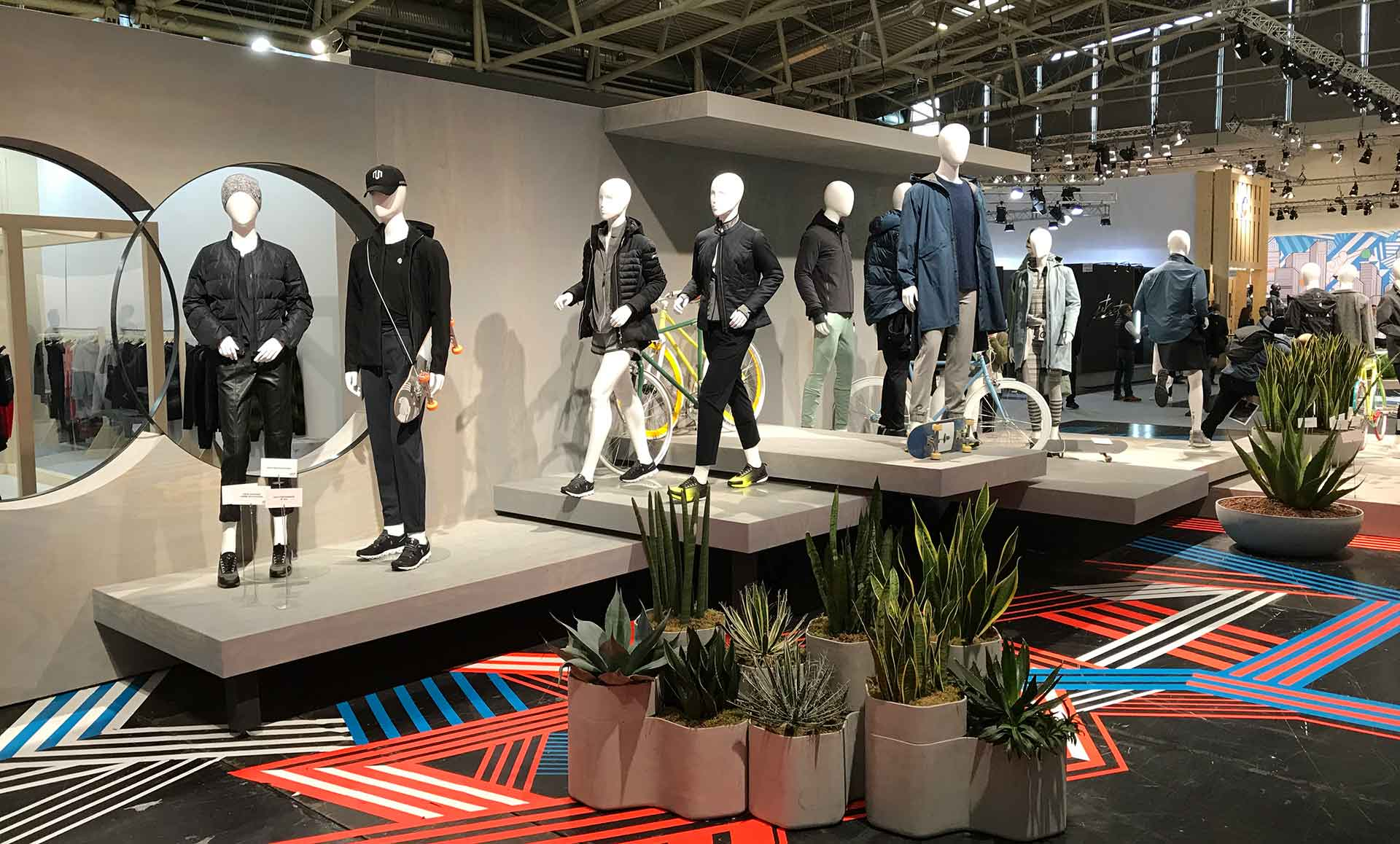 ISPO 2019 -Apparel Entrepreneurship