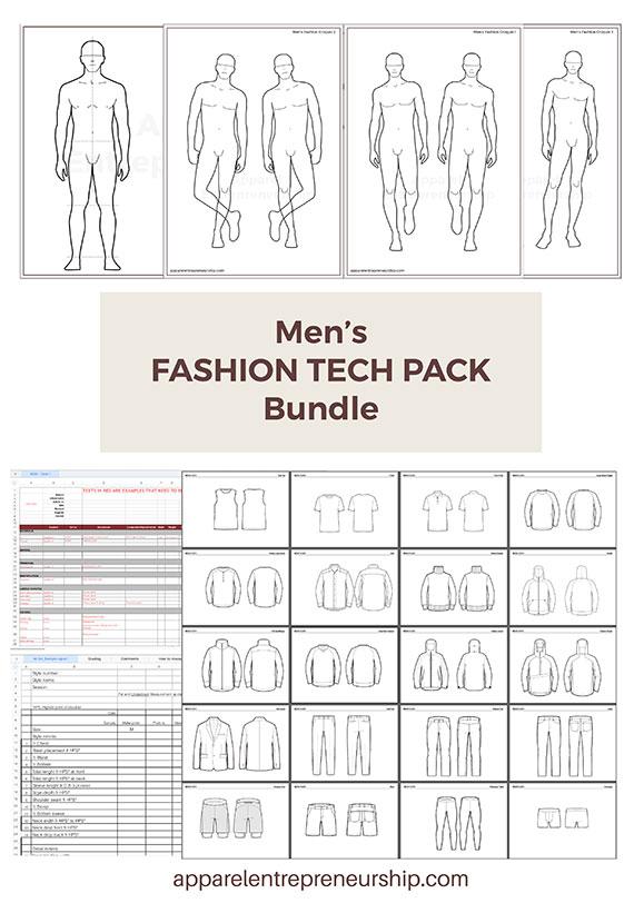 Men S Fashion Tech Pack Bundle