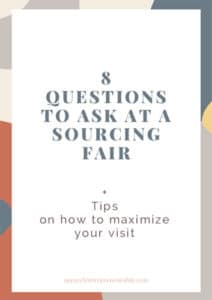 Sourcing Fair Questions