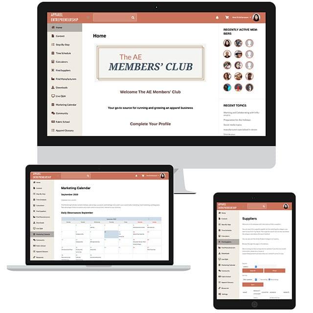 AE Members' Club