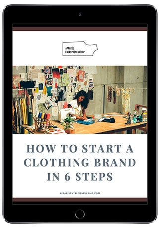 How to start a clothing brand in 6 steps