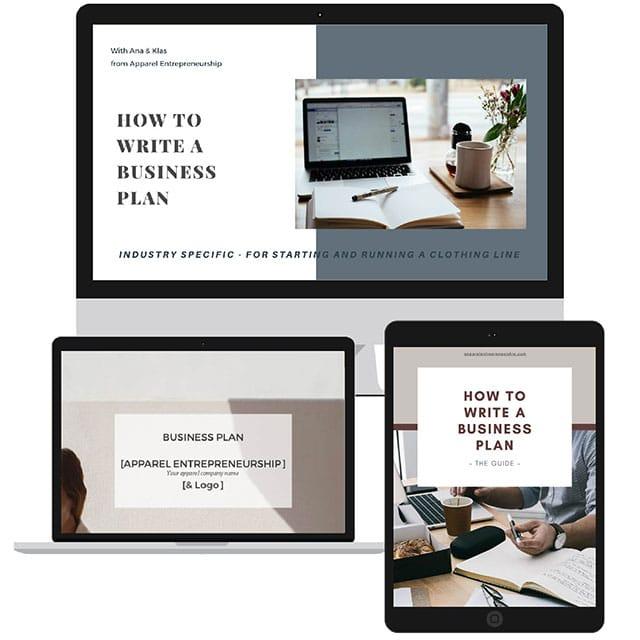 Apparel Business Plan